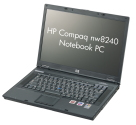HP Compaq nw8240 NOTEBOOK PC